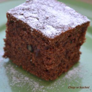Ciasto ze cukiniom-małe