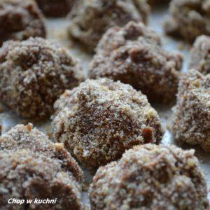 Karminadle szokoladowe-małe